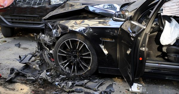 Legal Liability for a Car Accident on Private Property